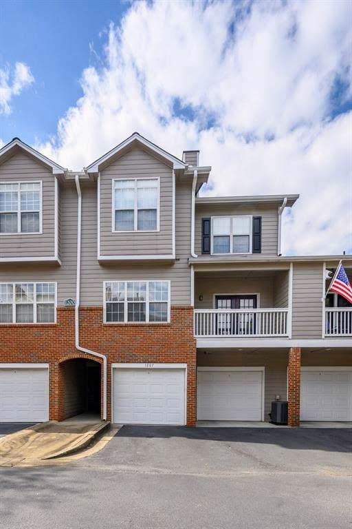 1207 Vinings Forest Lane SE, Smyrna, GA 30080 (MLS #6642812) :: North Atlanta Home Team