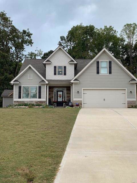5531 Woodstream Court, Gainesville, GA 30507 (MLS #6643067) :: RE/MAX Prestige