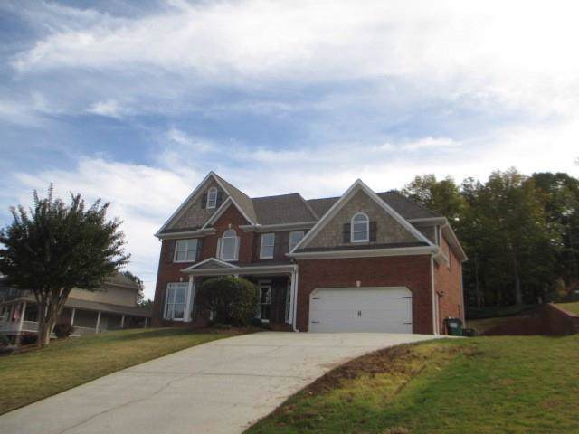 1260 Hadaway Garden Drive NW, Kennesaw, GA 30152 (MLS #6643242) :: Iconic Living Real Estate Professionals