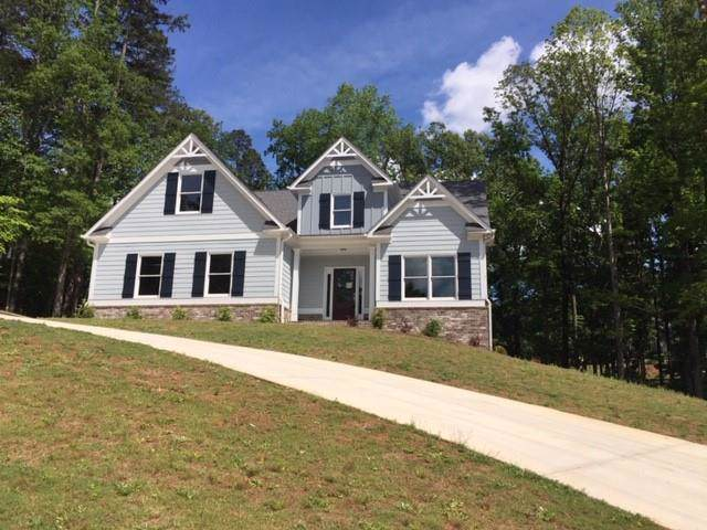 592 Bear Creek Lane, Bogart, GA 30622 (MLS #6643275) :: North Atlanta Home Team