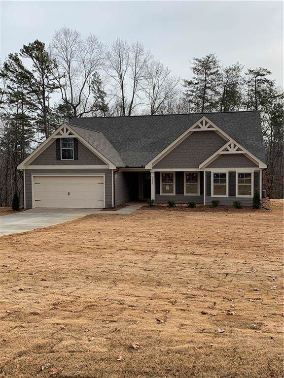 89 Bailey Court, Dawsonville, GA 30534 (MLS #6643513) :: The Heyl Group at Keller Williams