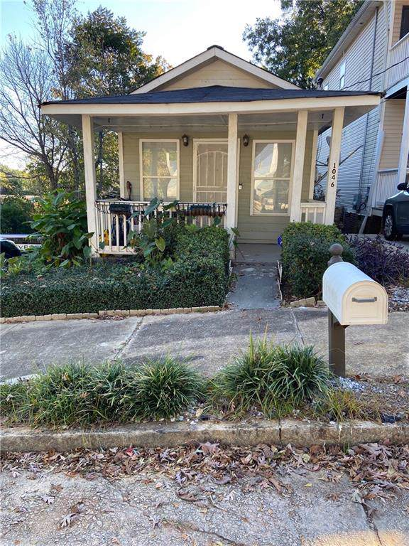 1046 West Avenue SW, Atlanta, GA 30315 (MLS #6643520) :: RE/MAX Prestige