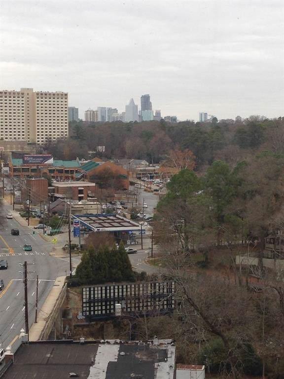 2285 Peachtree Road NE #1010, Atlanta, GA 30309 (MLS #6643631) :: Rock River Realty