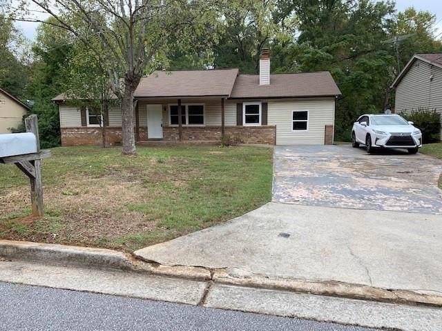 6801 Red Maple Drive, Rex, GA 30273 (MLS #6643684) :: North Atlanta Home Team