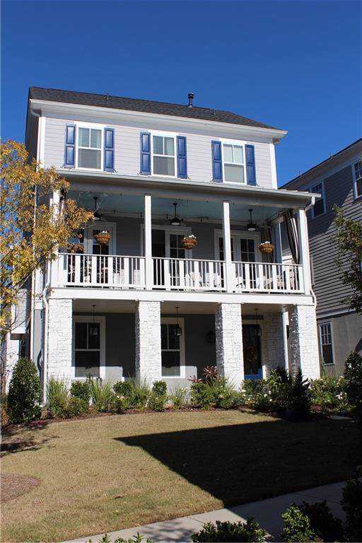 5045 Century Circle, Roswell, GA 30076 (MLS #6643687) :: The Realty Queen Team