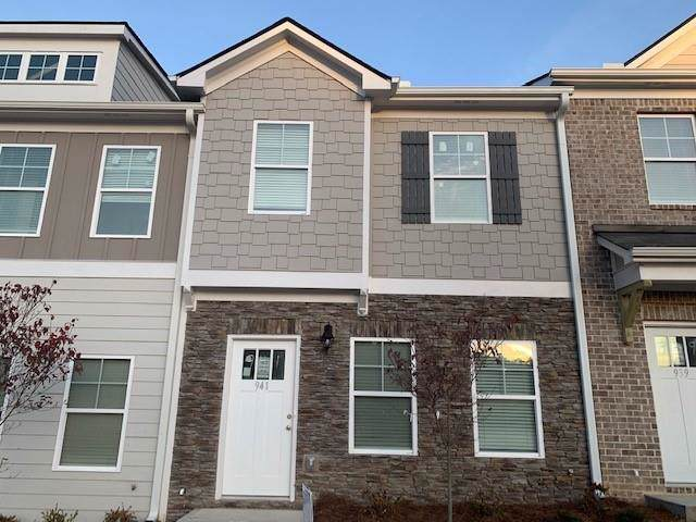 941 Ambient Way #336, Atlanta, GA 30331 (MLS #6643725) :: North Atlanta Home Team