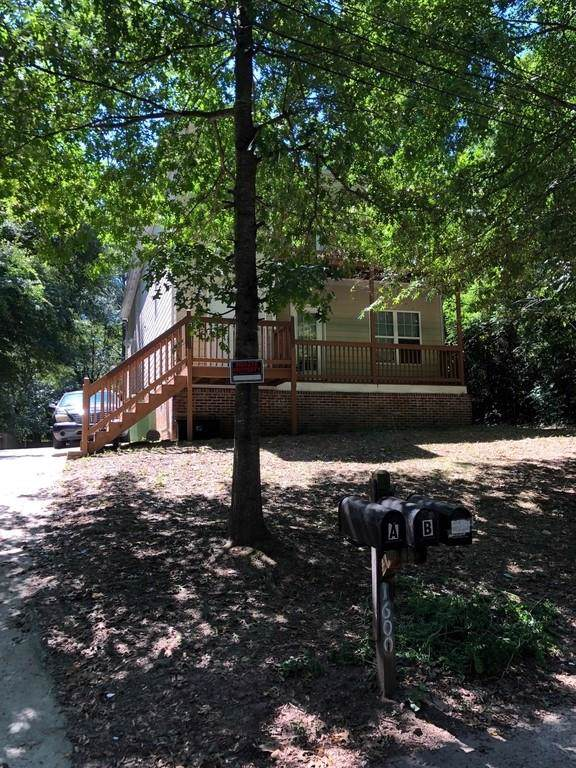 1600 North Avenue NW, Atlanta, GA 30318 (MLS #6643978) :: Charlie Ballard Real Estate