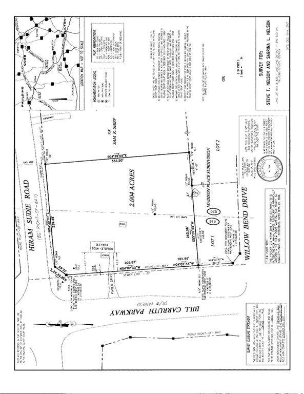 2393 Bill Carruth Pkwy, Hiram, GA 30141 (MLS #6644456) :: Charlie Ballard Real Estate
