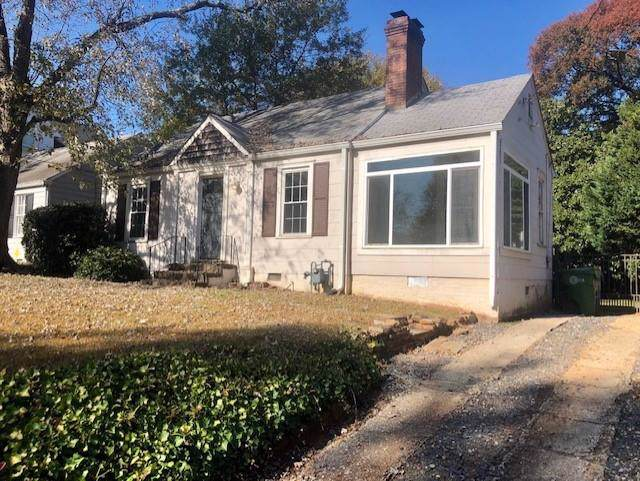393 Deering Road NW, Atlanta, GA 30309 (MLS #6644590) :: The Zac Team @ RE/MAX Metro Atlanta