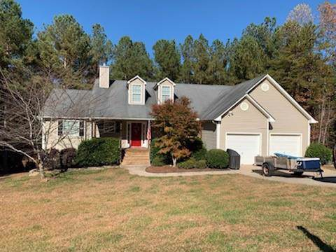 63 Pine Tree Court, Dawsonville, GA 30534 (MLS #6644679) :: The Heyl Group at Keller Williams