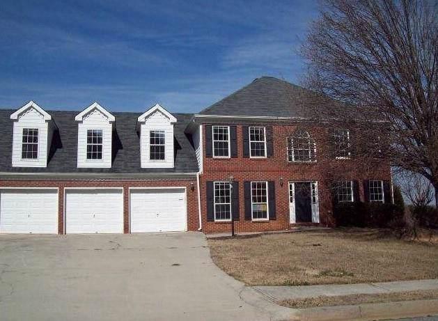 3780 Brushy Wood Drive, Loganville, GA 30052 (MLS #6644805) :: North Atlanta Home Team