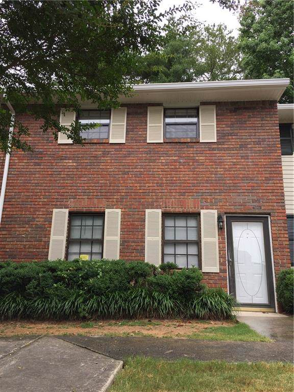 6354 Shannon Parkway 2B, Union City, GA 30291 (MLS #6644874) :: Charlie Ballard Real Estate