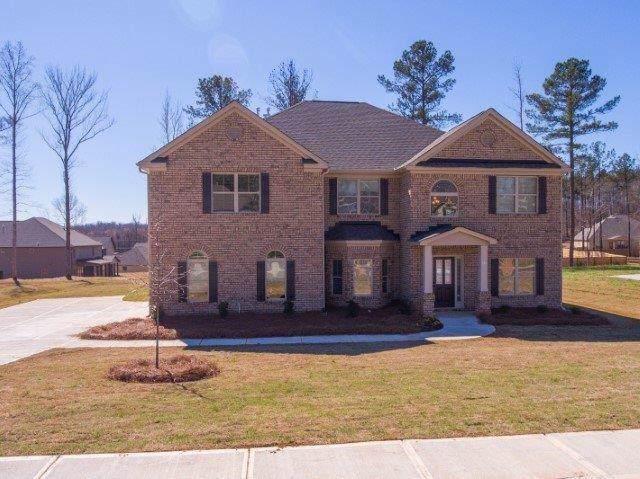 68 NE Shenandoah Drive, Mcdonough, GA 30252 (MLS #6645040) :: Good Living Real Estate