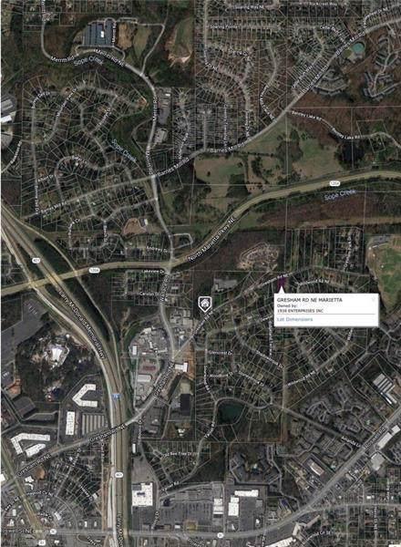 1480 Gresham Road NE, Marietta, GA 30062 (MLS #6645261) :: The North Georgia Group
