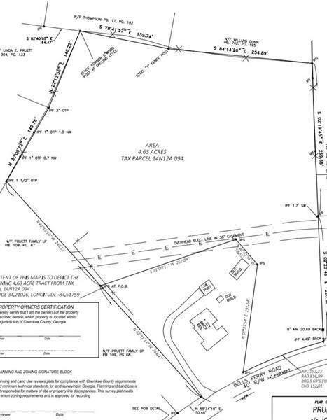 12067 Bells Ferry Road, Canton, GA 30114 (MLS #6645265) :: The North Georgia Group