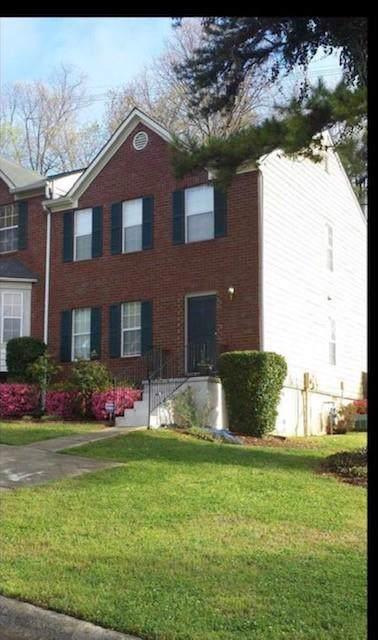145 Lakestone Court, Marietta, GA 30066 (MLS #6645677) :: Iconic Living Real Estate Professionals