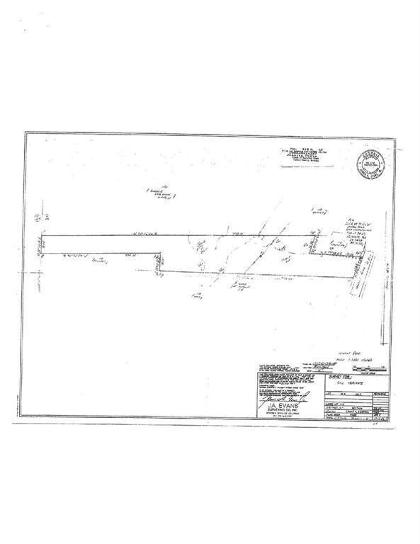 0 Harlan Road SW, Atlanta, GA 30311 (MLS #6645685) :: Kennesaw Life Real Estate