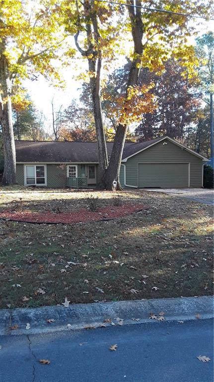 713 Pebble Creek Trail, Norcross, GA 30093 (MLS #6645696) :: North Atlanta Home Team
