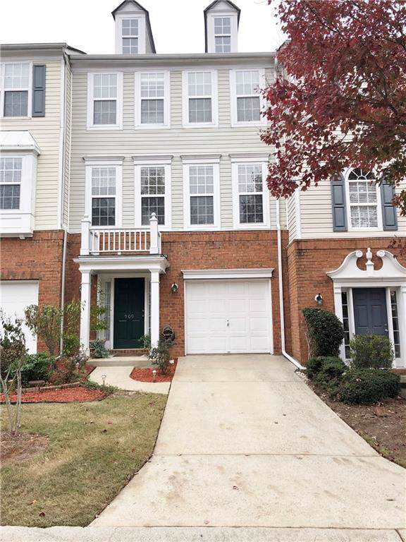 909 Wittington Way, Alpharetta, GA 30004 (MLS #6645889) :: John Foster - Your Community Realtor
