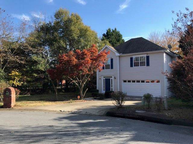 1632 Oak Chase Court, Marietta, GA 30066 (MLS #6646586) :: Kennesaw Life Real Estate