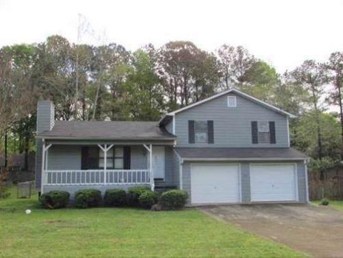 3187 Pinto Drive, Powder Springs, GA 30127 (MLS #6646594) :: Kennesaw Life Real Estate