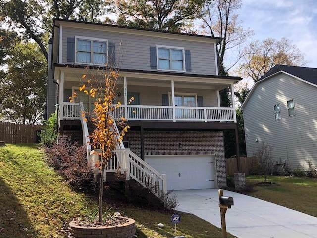 2624 Oakdale Street NW, Atlanta, GA 30318 (MLS #6646747) :: Maria Sims Group