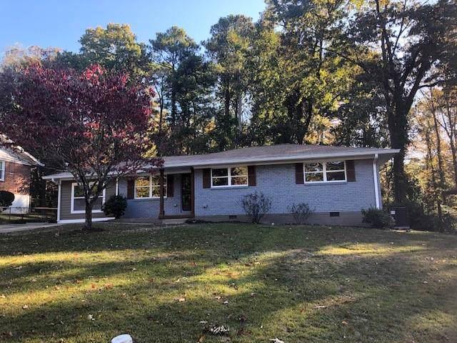 1724 Atherton Drive, Decatur, GA 30035 (MLS #6646839) :: North Atlanta Home Team
