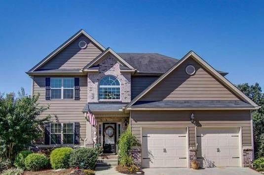 2764 Oakmont Way, Monroe, GA 30656 (MLS #6647028) :: RE/MAX Prestige