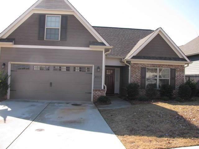 4803 Lost Creek Drive, Gainesville, GA 30504 (MLS #6647072) :: The Butler/Swayne Team