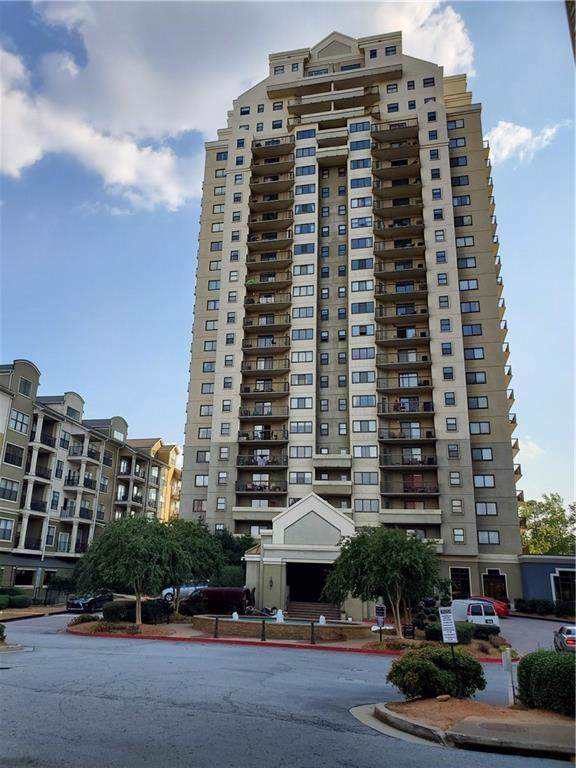 795 Hammond Drive #1403, Atlanta, GA 30328 (MLS #6647356) :: Kennesaw Life Real Estate