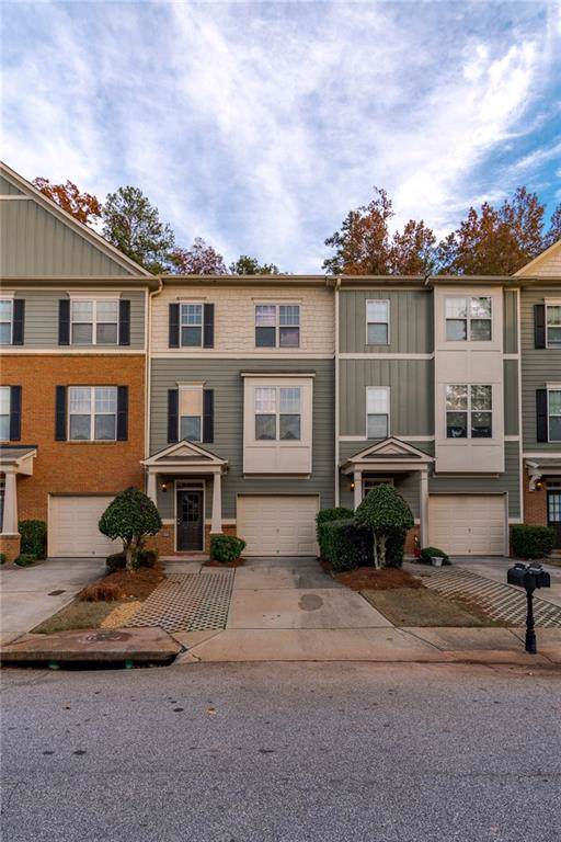 1752 Oakbrook Lane NW #10, Kennesaw, GA 30152 (MLS #6647412) :: The Cowan Connection Team