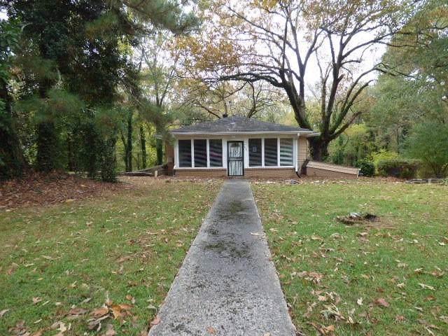 1639 Harbin Road SW, Atlanta, GA 30311 (MLS #6647720) :: Charlie Ballard Real Estate