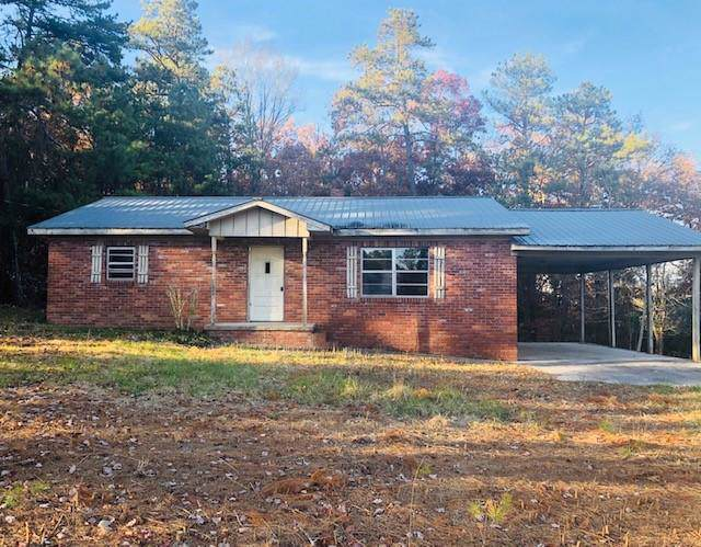 635 Red Hill Road, Lyerly, GA 30730 (MLS #6648017) :: The Cowan Connection Team