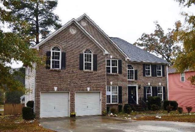 6696 Danforth Way, Stone Mountain, GA 30087 (MLS #6648132) :: Kennesaw Life Real Estate