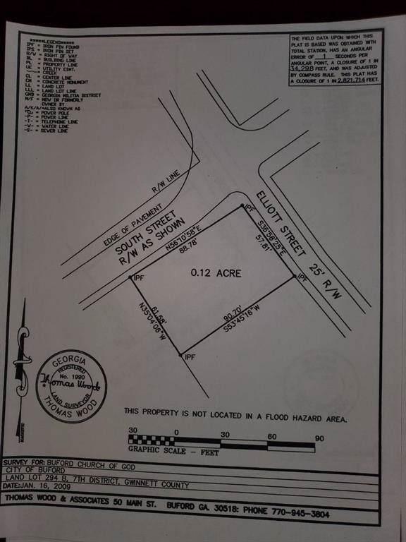 520 Elliott Street, Buford, GA 30518 (MLS #6648509) :: Compass Georgia LLC