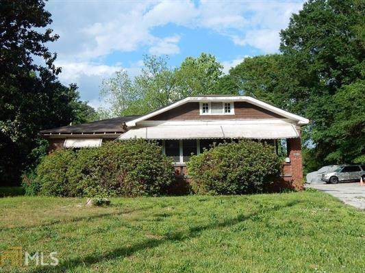2183 Ben Hill Drive, East Point, GA 30344 (MLS #6649245) :: North Atlanta Home Team