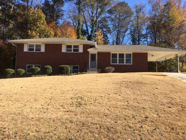 3122 Briar Court, East Point, GA 30344 (MLS #6649312) :: Good Living Real Estate