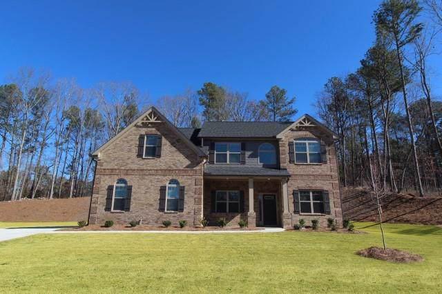 72 SE Shenandoah Drive SE, Mcdonough, GA 30252 (MLS #6649318) :: Good Living Real Estate