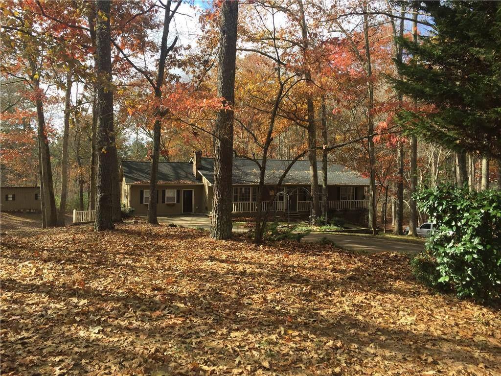 411 Harmony Grove Church Road - Photo 1