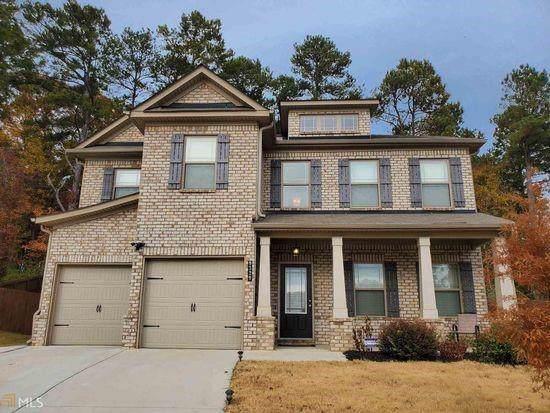 9329 Lantana Trail, Jonesboro, GA 30238 (MLS #6649539) :: RE/MAX Paramount Properties