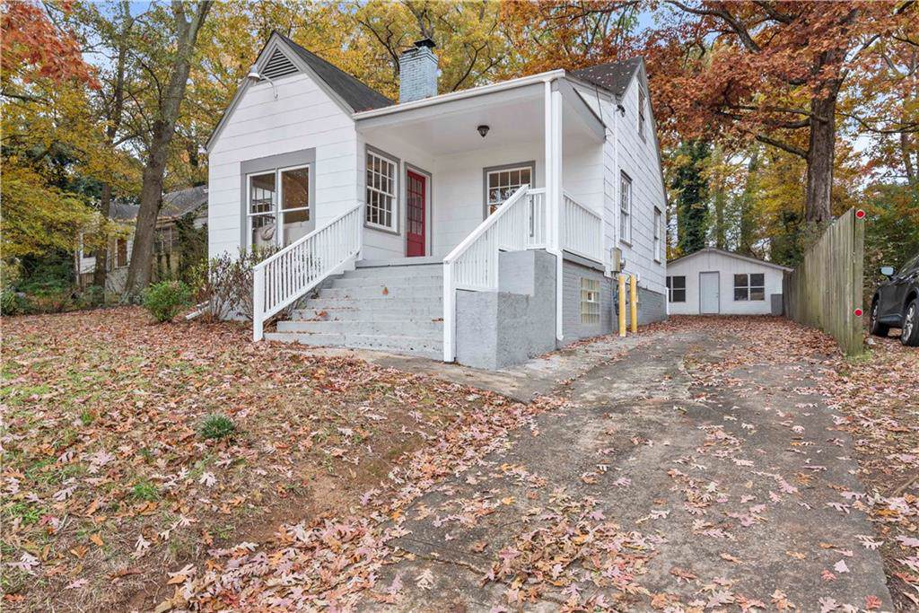 1466 Norman Berry Drive - Photo 1