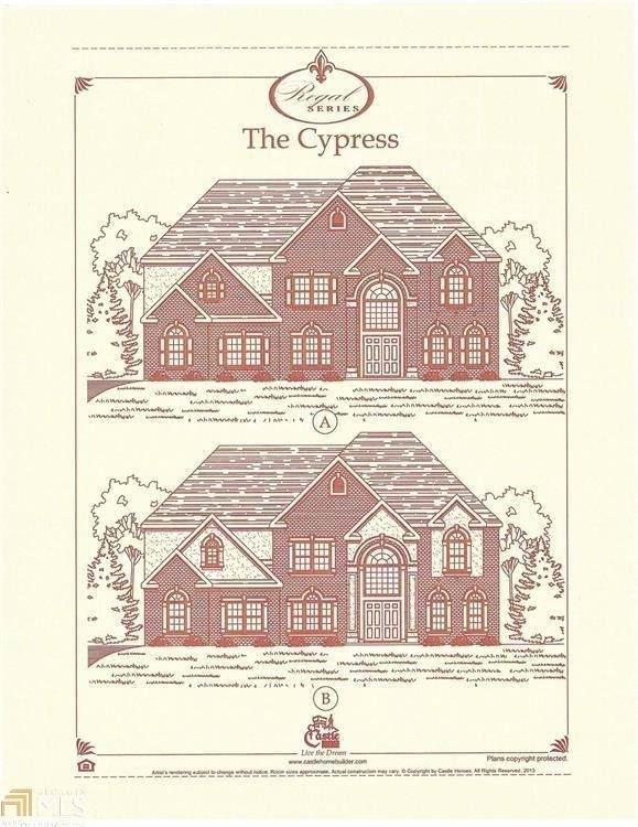 3238 SW Ashmore Court, Conyers, GA 30094 (MLS #6649807) :: The Butler/Swayne Team