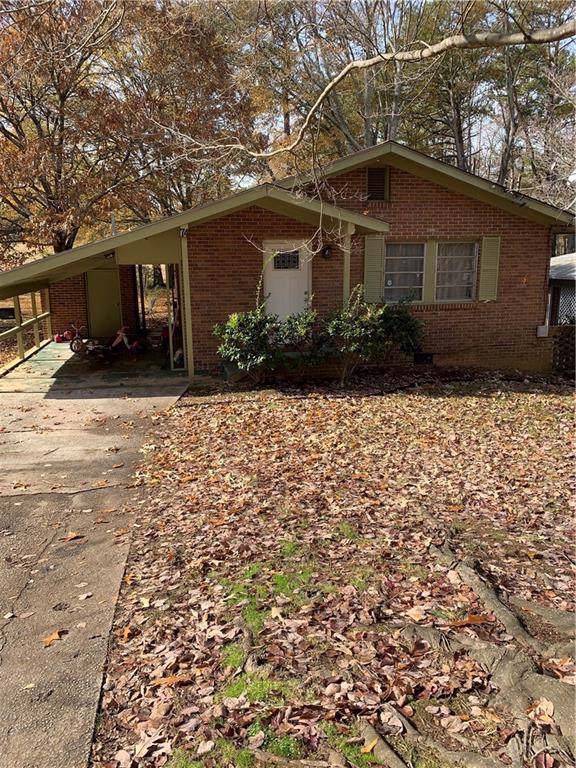 74 Olive Circle SW, Marietta, GA 30060 (MLS #6649843) :: Charlie Ballard Real Estate