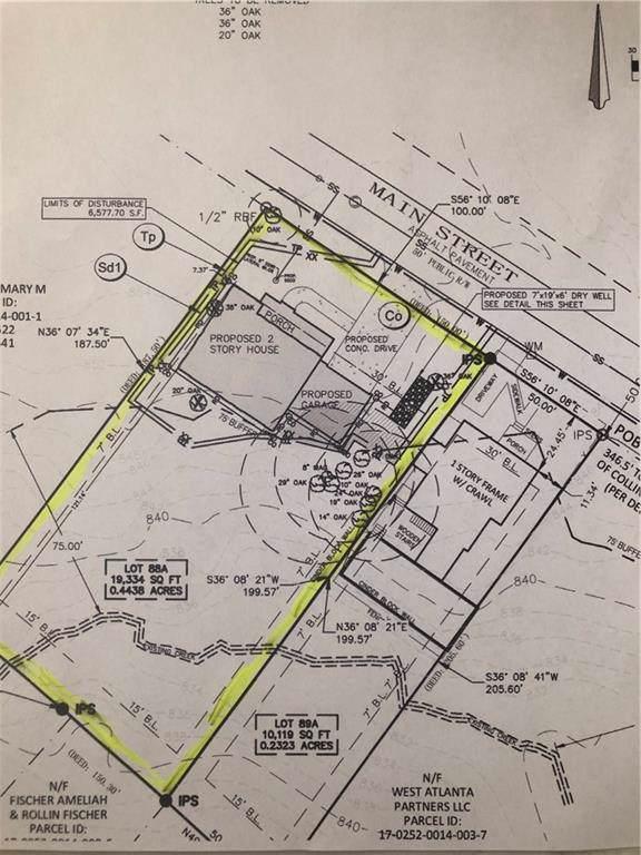 1948 Main Street NW, Atlanta, GA 30318 (MLS #6649858) :: Kennesaw Life Real Estate