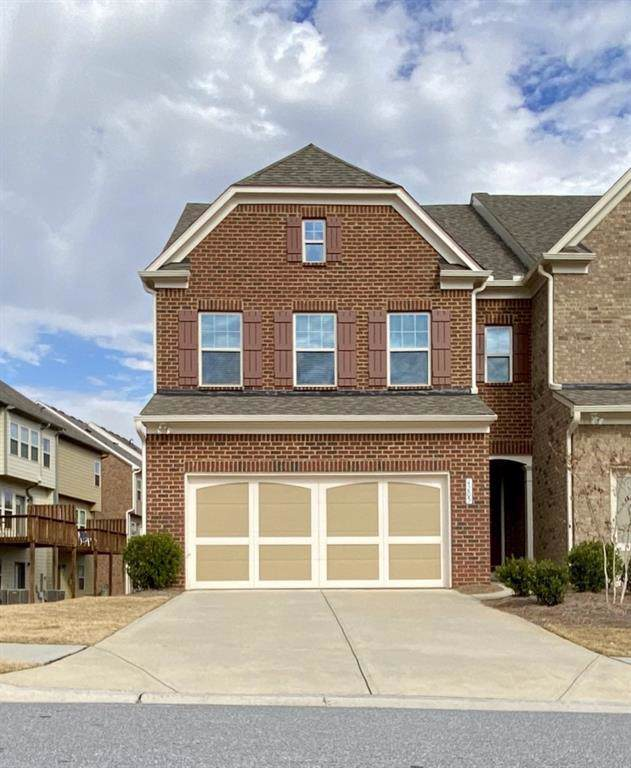 4205 Roseman Bridge Court Drive #96, Suwanee, GA 30024 (MLS #6649880) :: The Cowan Connection Team