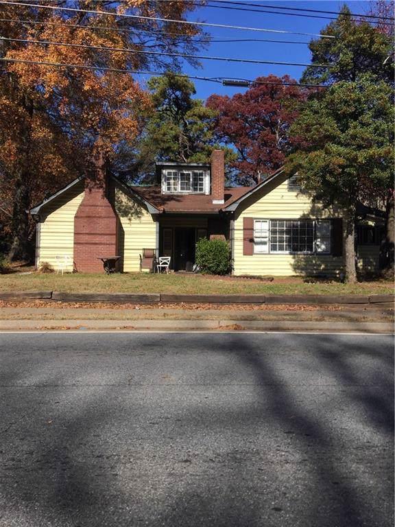 501 N Marietta Parkway, Marietta, GA 30060 (MLS #6649947) :: KELLY+CO