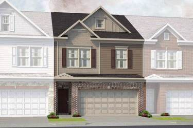 60 Bromes Street #6, Lawrenceville, GA 30046 (MLS #6650109) :: North Atlanta Home Team