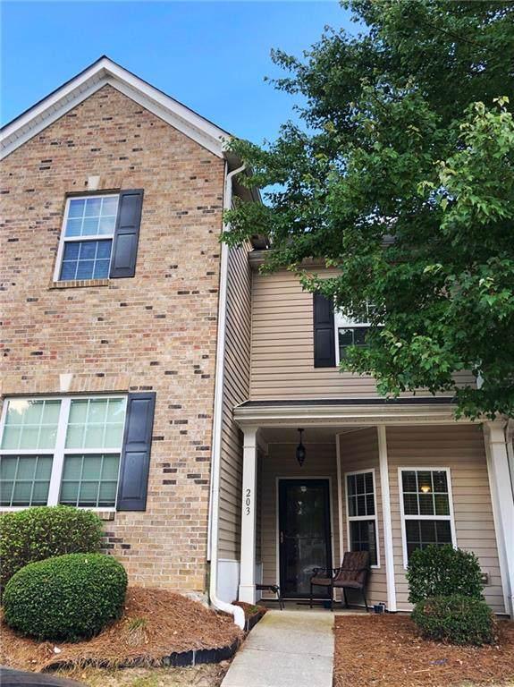 2555 Flat Shoals Road #203, Atlanta, GA 30349 (MLS #6650221) :: Good Living Real Estate