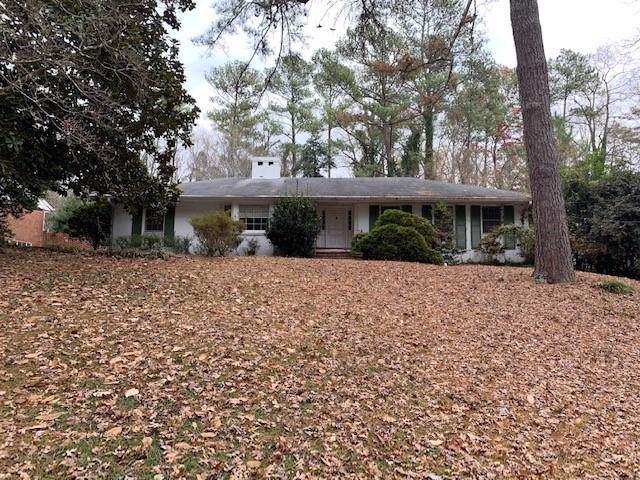 3252 Rockingham Drive, Atlanta, GA 30327 (MLS #6650277) :: The Heyl Group at Keller Williams