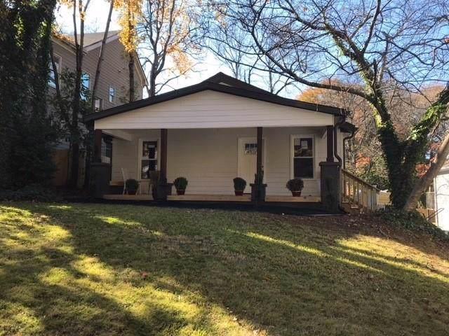 1984 Woodland Hills Avenue NW, Atlanta, GA 30318 (MLS #6650475) :: Charlie Ballard Real Estate
